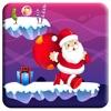 圣诞老人-欢乐圣诞雪地跑酷游戏