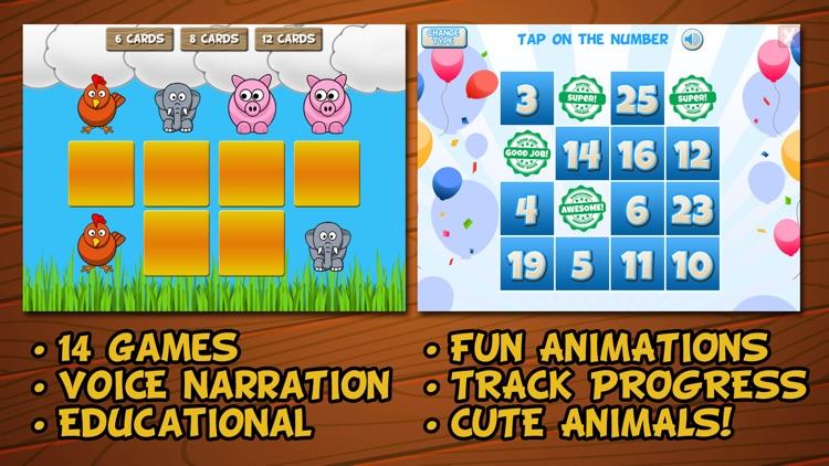Barnyard Games For Kids screenshot-4