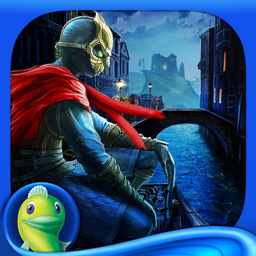 Grim Facade: The Red Cat - Hidden Objects icon