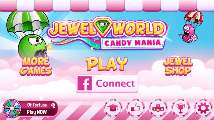 Jewel World Crush this Candy Mania screenshot-4