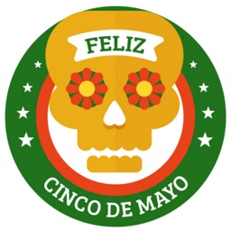 iStickerMania Cinco de Mayo