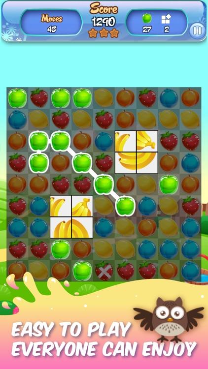 Fruit Match 2017 screenshot-3