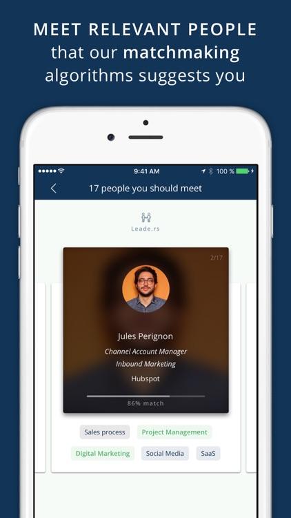 Swapcard - Real Life Networking
