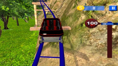 Roller Coaster Ultimate Fun Ride Screenshot 3
