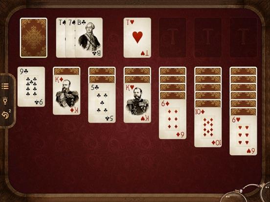 Короли& Пираты - пасьянсы и карточные игры для iPad