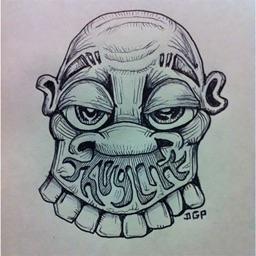 Thug Life & Pug Life Stickers