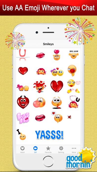 Twitch Emoji - Emotion keyboard Text Adult Smileys-2