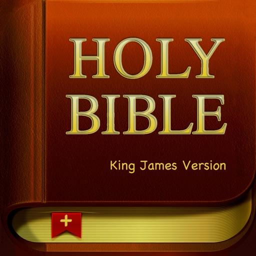 K.J.V. Holy Bible application logo