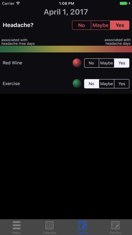 Headache Wizard Free app image