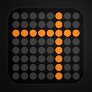 Arpeggionome for iPhone | matrix arpeggiator