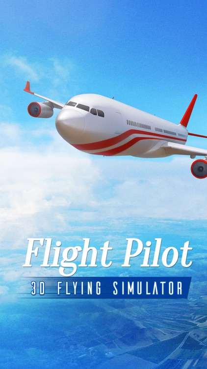 Flight Pilot Simulator: 3D Flying Games