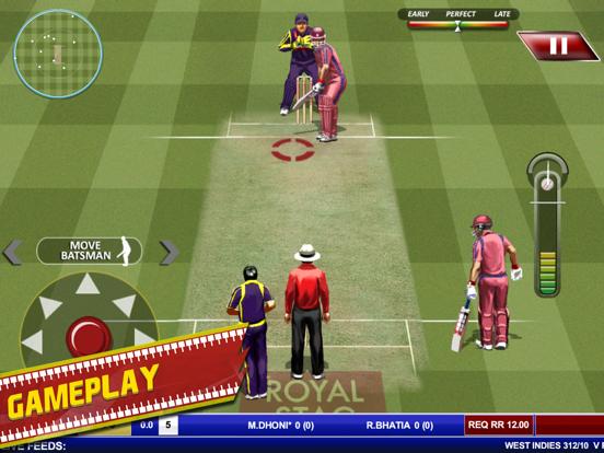 Real Cricket™ Premier League | App Price Drops