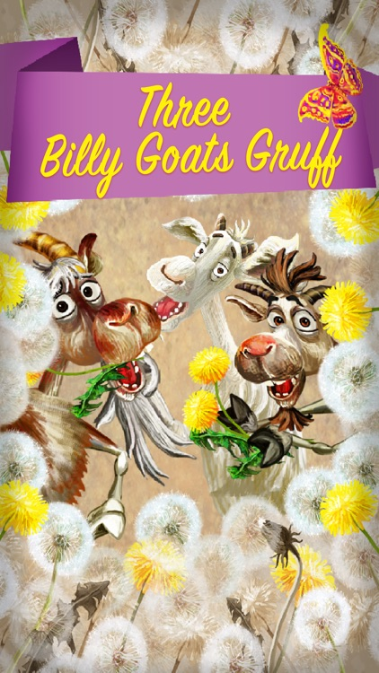 Three Billy Goats Gruff full screenshot-4