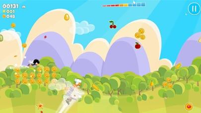 Chicken Fly: Platform Jumper screenshot three