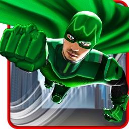 Flying Superhero Animal Rescue – Strange Hero