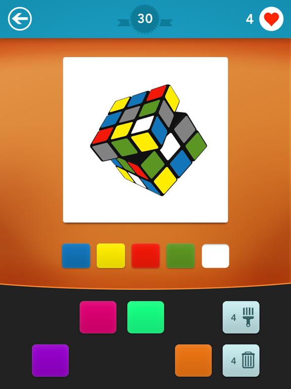 何色ですか? - パズルゲームのおすすめ画像1
