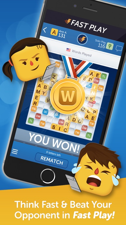 Words With Friends – Best Word Game screenshot-4