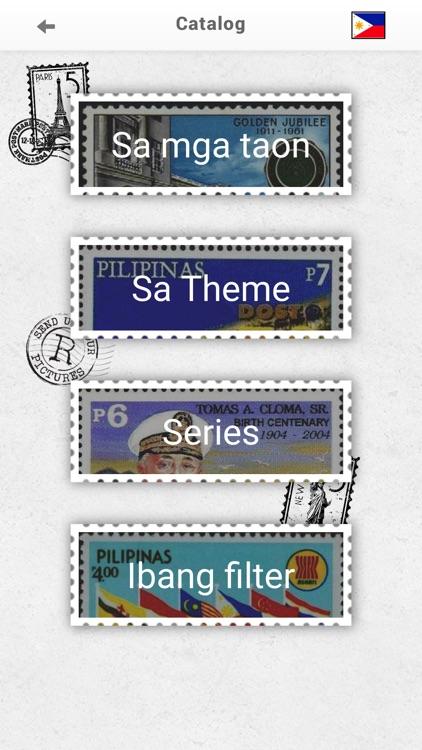 Stamps App Philippines