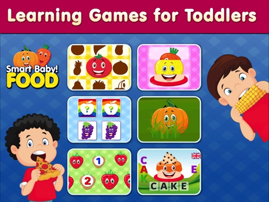 Kids Games for girls boys: ABC Learning baby games screenshot 7