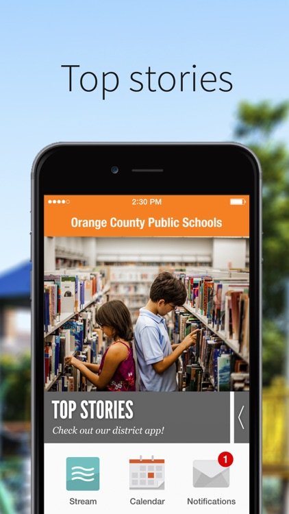 Orange County Public Schools screenshot-0