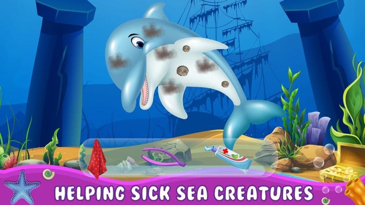 Ocean Doctor-Sea Surgeon of Animals screenshot-3