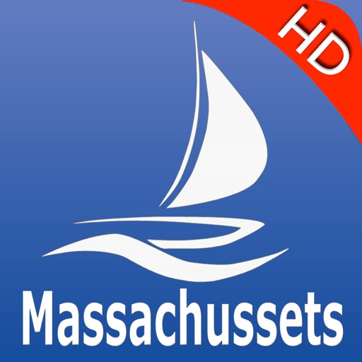 Massachusetts GPS Nautical charts pro