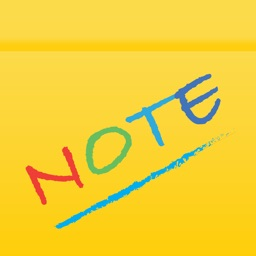 iNote Pro HD - Sticky Note by Color