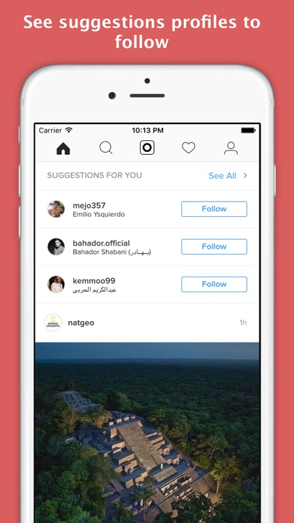 InsPad - Instagram for iPad screenshot-4