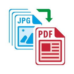 JPG to PDF - Export images into PDF