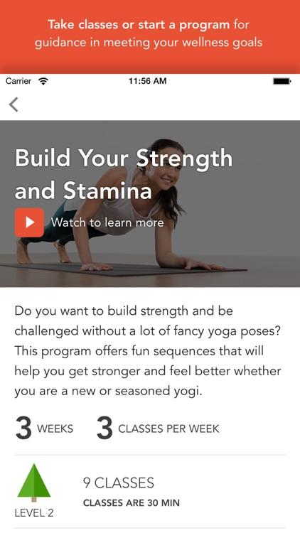 YogaGlo – Yoga and Meditation classes app image