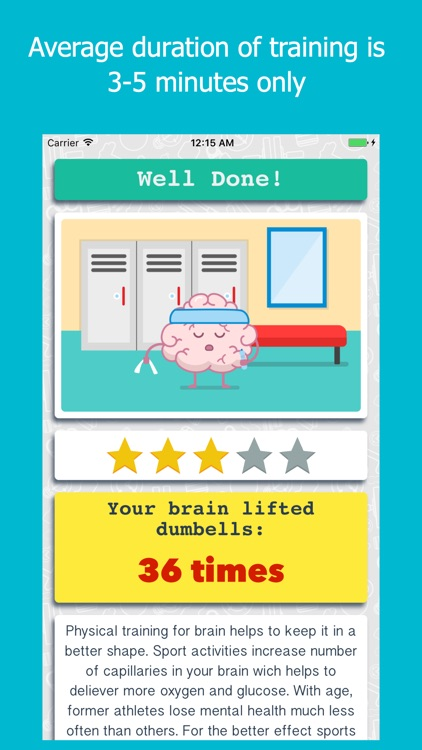 Brain Fitness - Gym for the brain