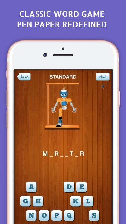 Hangman Multiplayer Words Game - TOEFL IELTS GRE