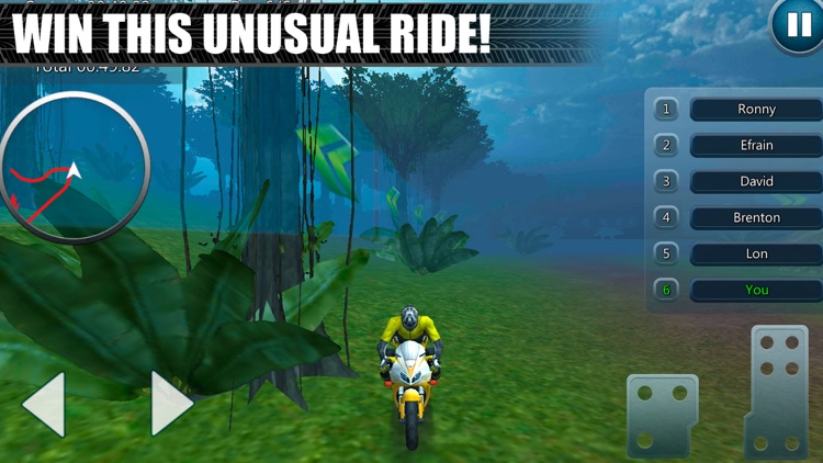 Dino Park Bike Racing Simulator screenshot-3