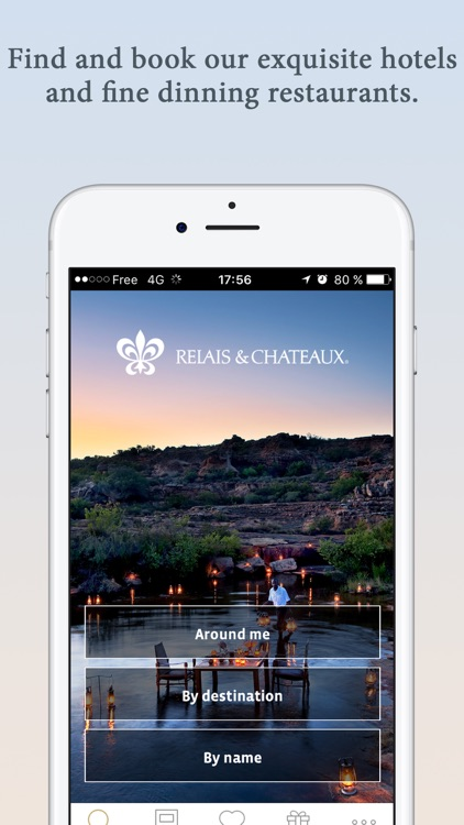 Relais & Châteaux: Luxury Hotels and Restaurants screenshot-0