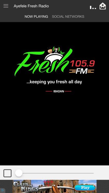 Ayefele Fresh Radio by Nikos Nasiokas