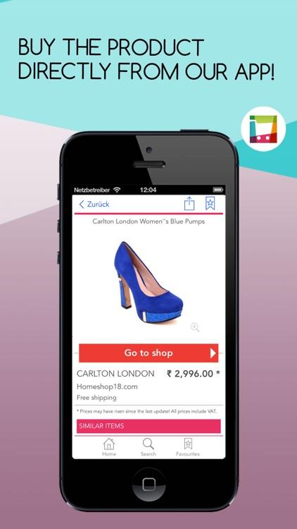 ShopAlike - Shopping screenshot-4