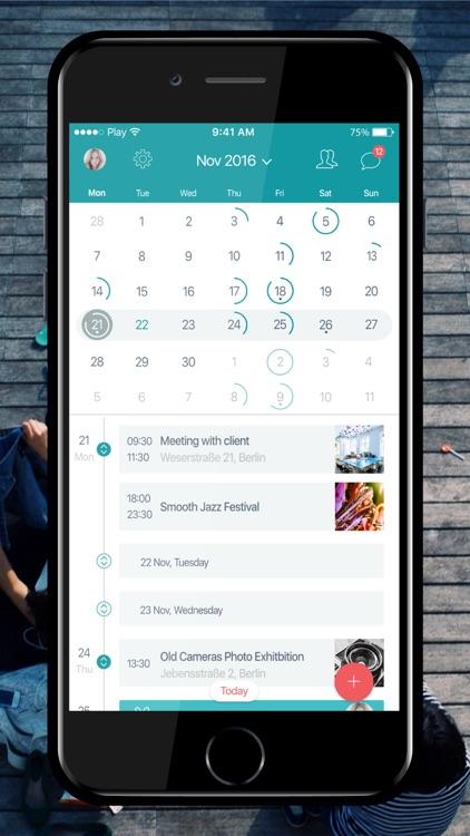 timee - Social Calendar