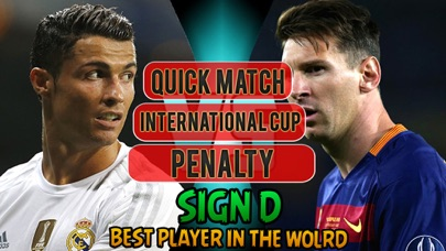 Ultimate Football : World Soccer League Pro app image
