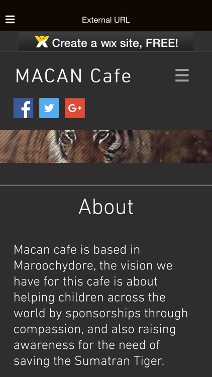 MACAN Cafe screenshot-2
