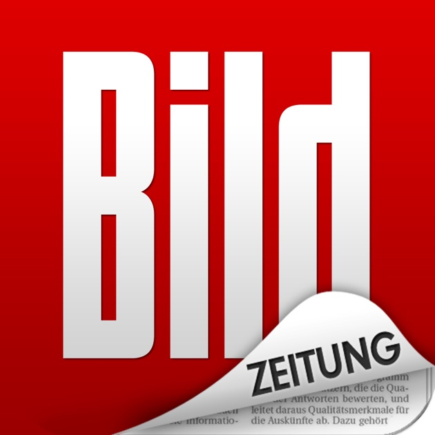 bild zeitung im app store. Black Bedroom Furniture Sets. Home Design Ideas