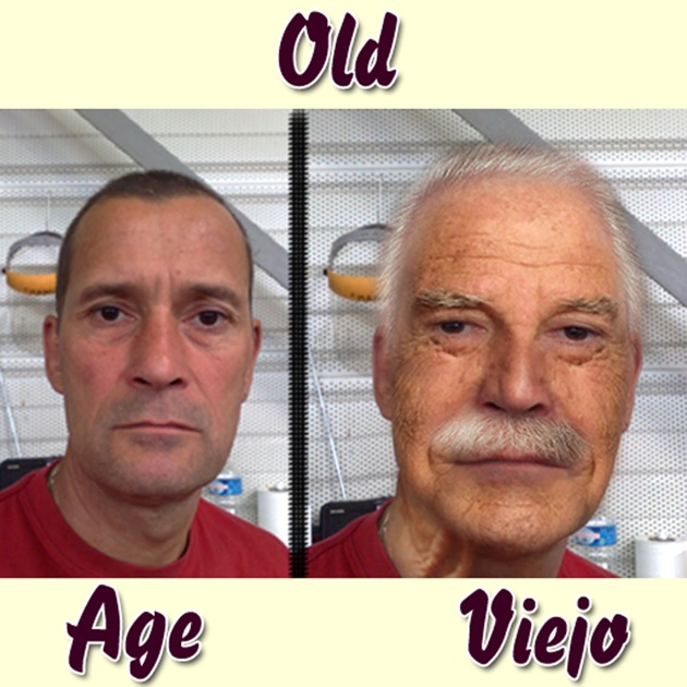 Old booth magic aging face on the app store solutioingenieria Gallery