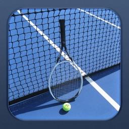 Tennis Score Tracker (Blue Theme)