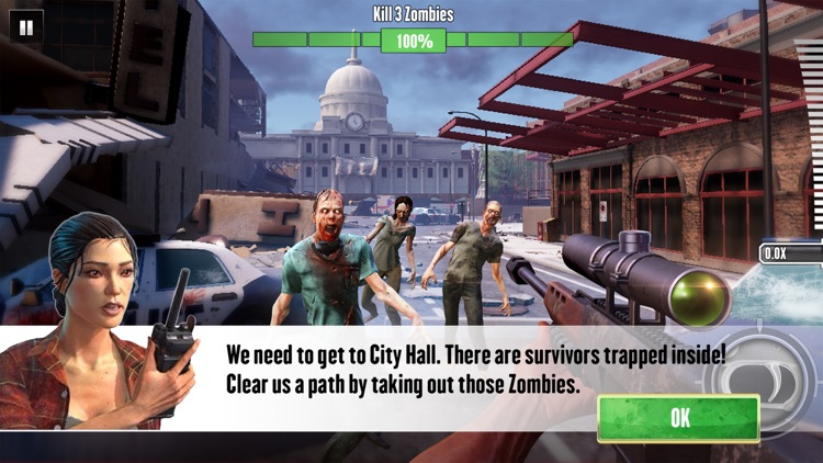 Kill Shot Virus screenshot-0