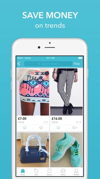 Vinted - Buy, Sell & Swap Fashion