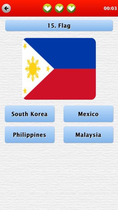World Geography Quiz Game screenshot three