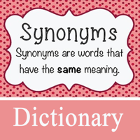 点击获取Synonym Dictionary Definitions Terms