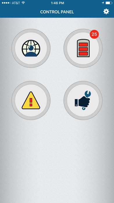 CLEAN Mobile screenshot one