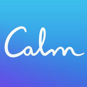 Calm: Meditation to Relax, Focus & Sleep Better Health & Fitness app
