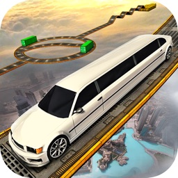 Limousine Car Driving Simulator - Impossible Track