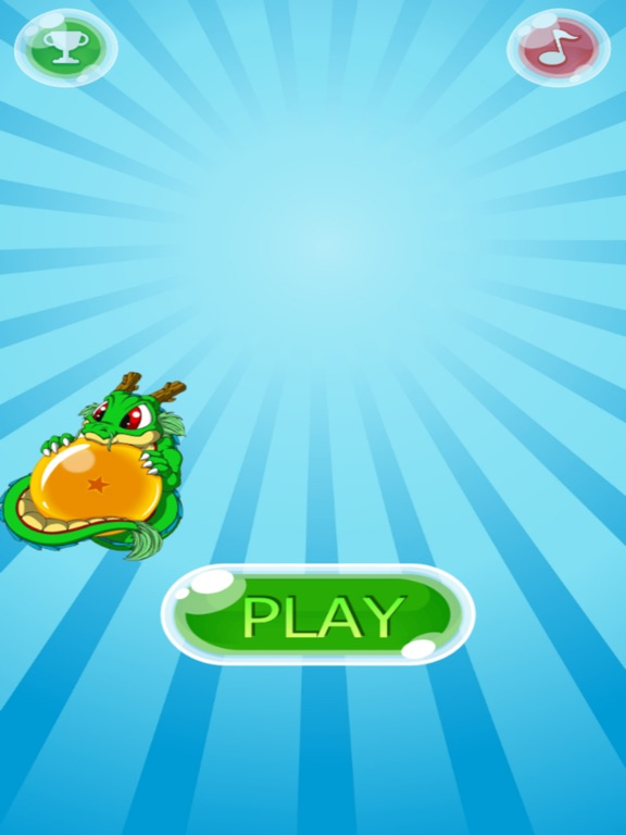 Dragon gives Ball-ipad-0